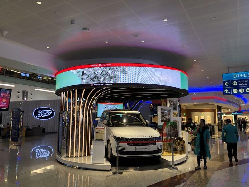 LED Screen Advertising Dubai