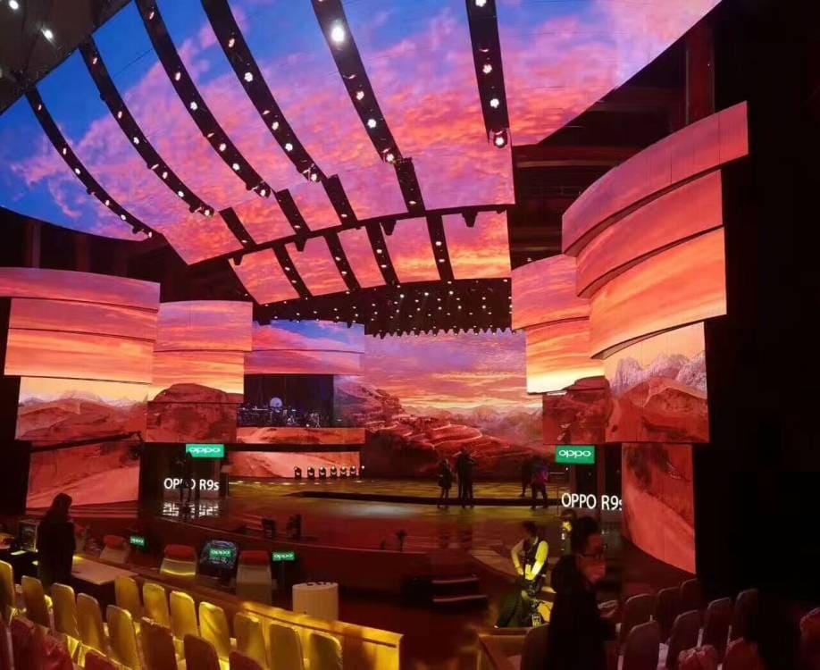 LED Screen Backdrop