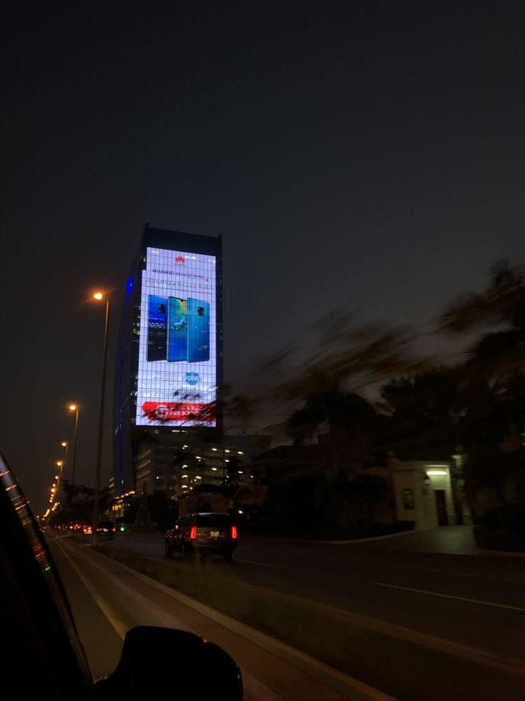 LED Screen Billboard
