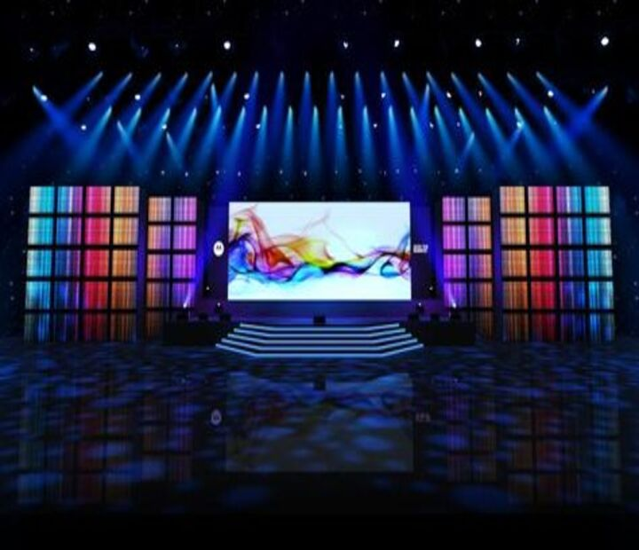 LED Screen For Schools