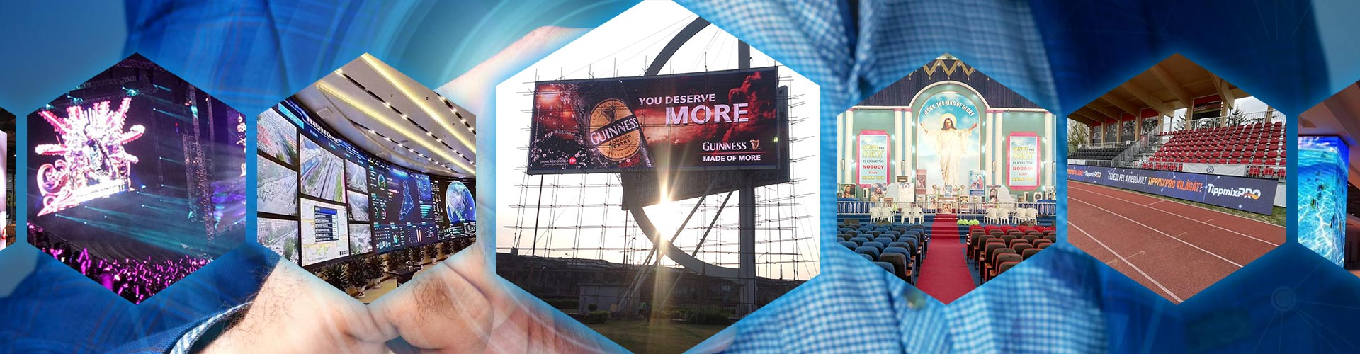 LED Screen Solution