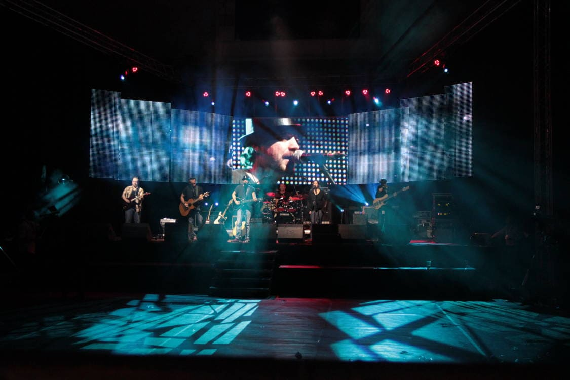 LED Wall Stage Design