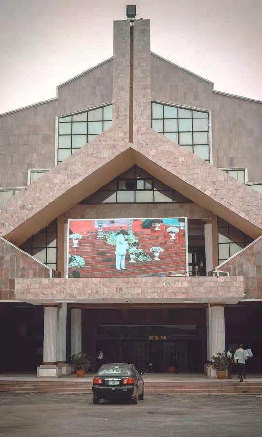 Nigeria Church Display