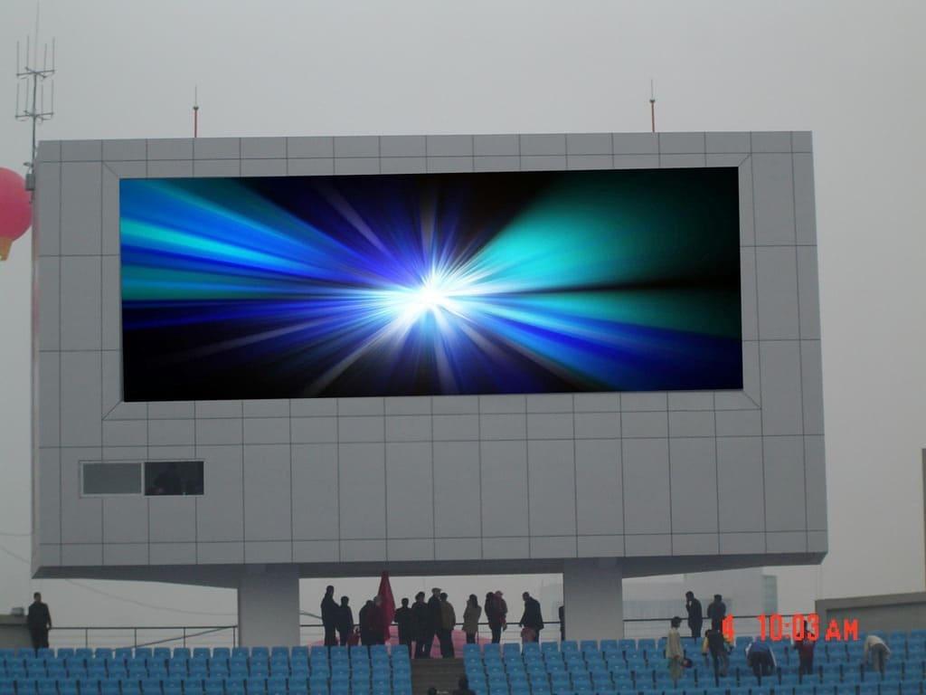 Outdoor LED Display Board Malaysia