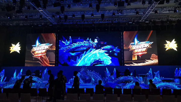 P3 Indoor LED Display