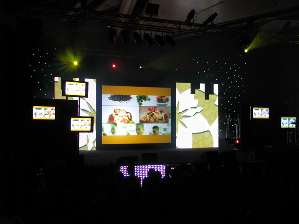 P4 LED Screen Resolution