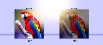 SMD vs DIP LED