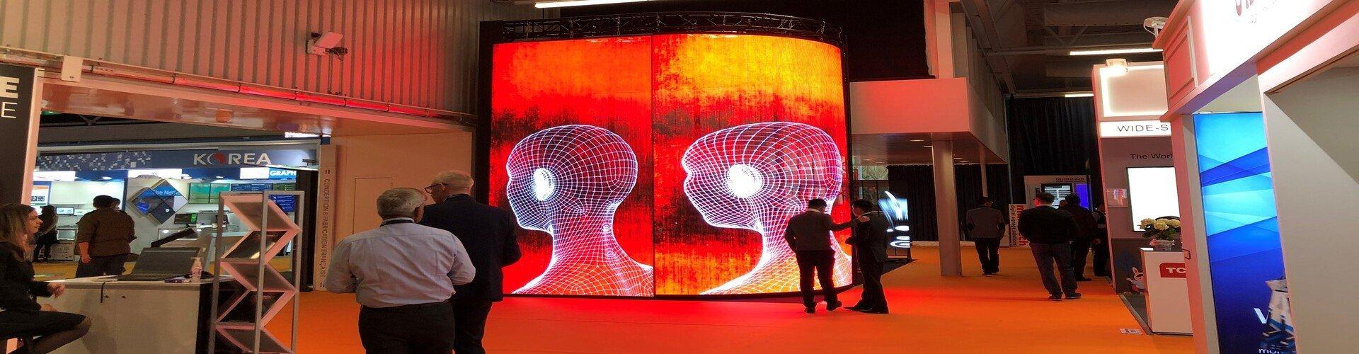 Trade Show LED Display
