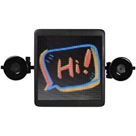 Car Window LED Sign