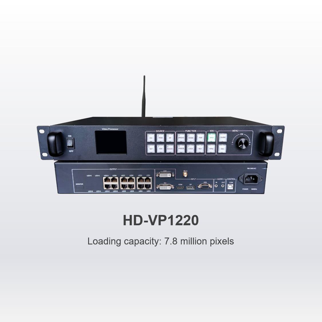 HDplayer LED Software Manual