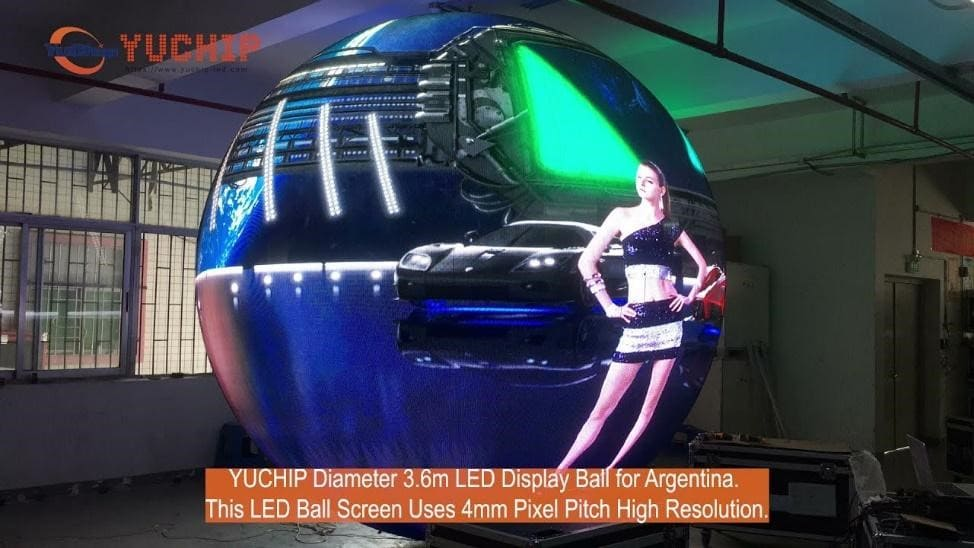 LED Wall Screen Display Indoor