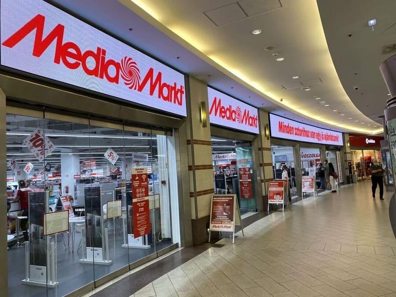 Media Markt Display