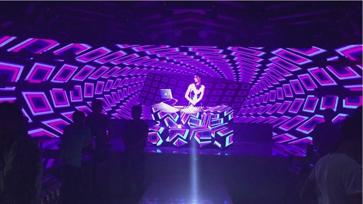 Nightclub LED Screen
