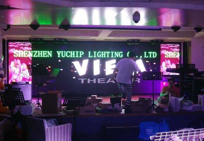 P3 LED Panel Singapore