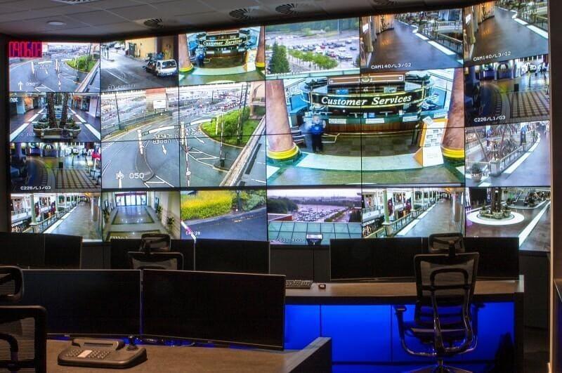 Surveillance Display