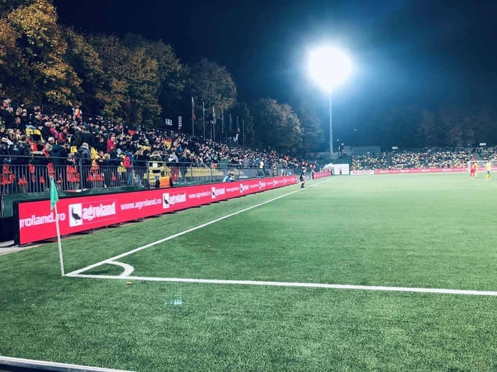 Stadium LED Screen Romania