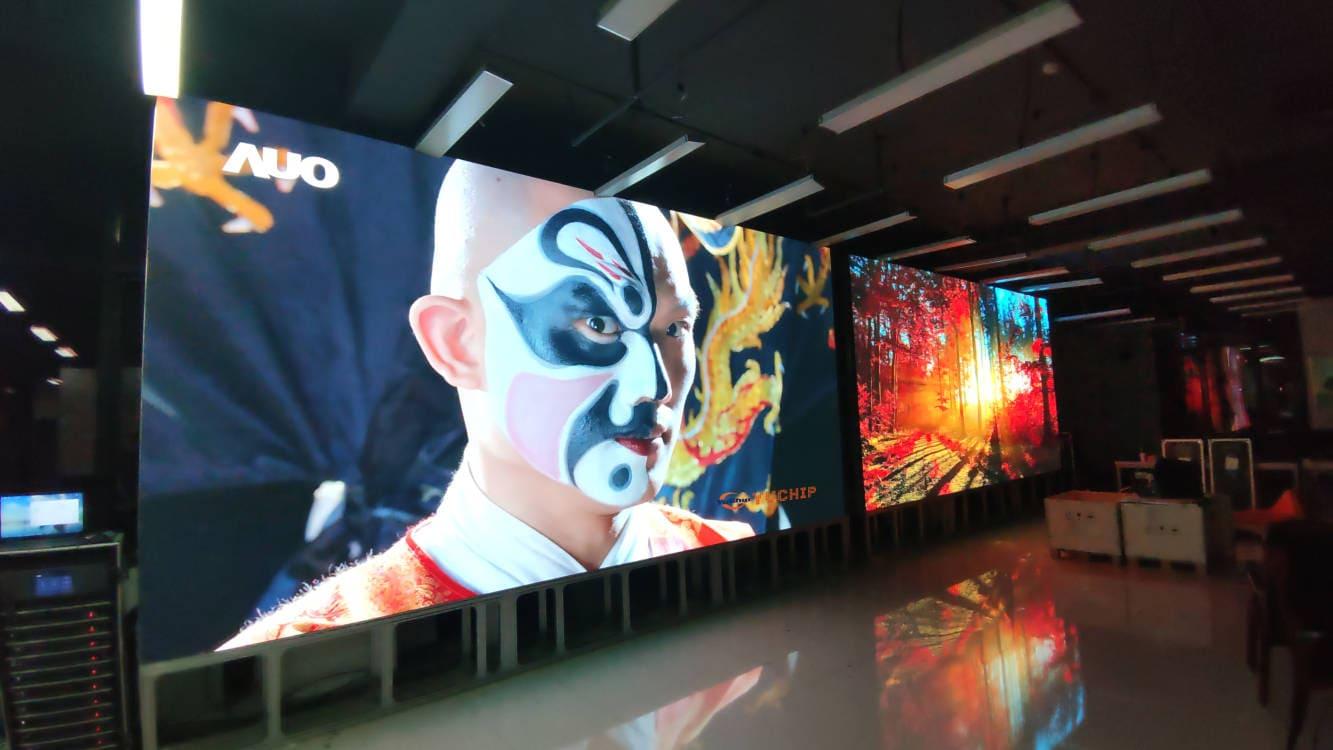 YUCHIP 1.56 LED Video Wall